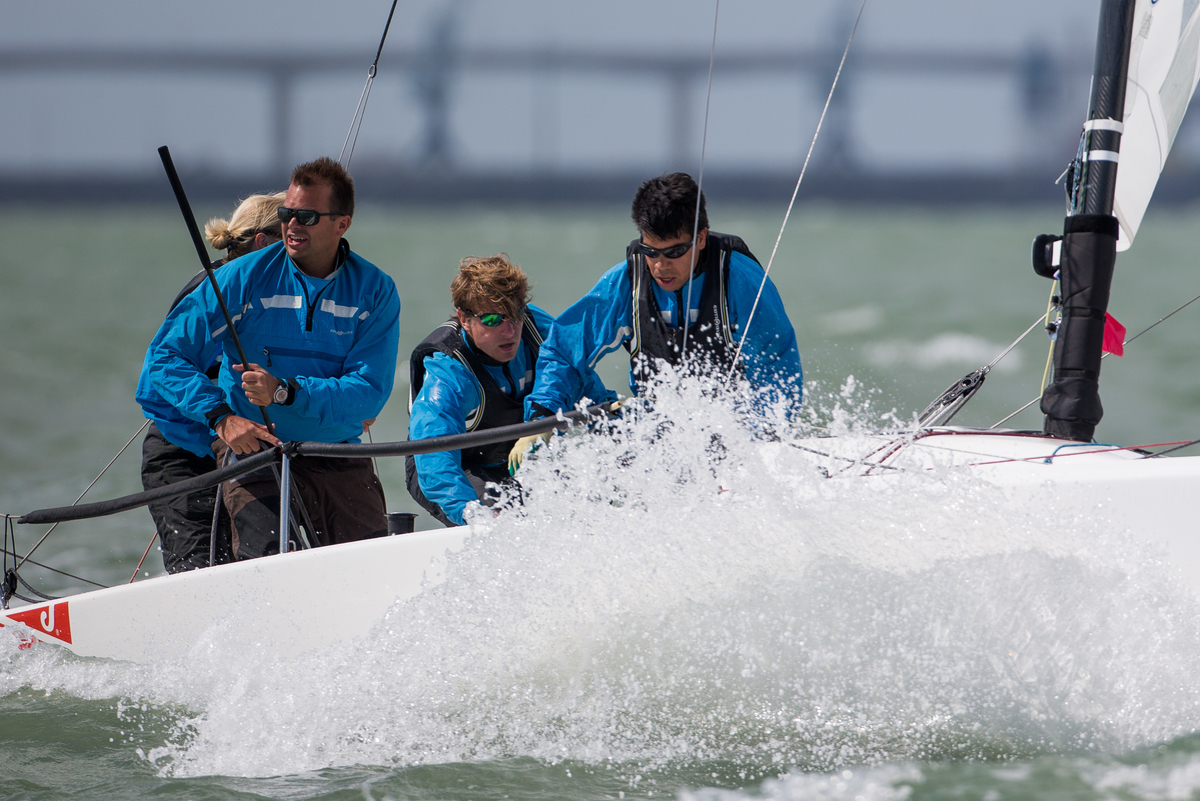 North Sails Training bij J/Club serie