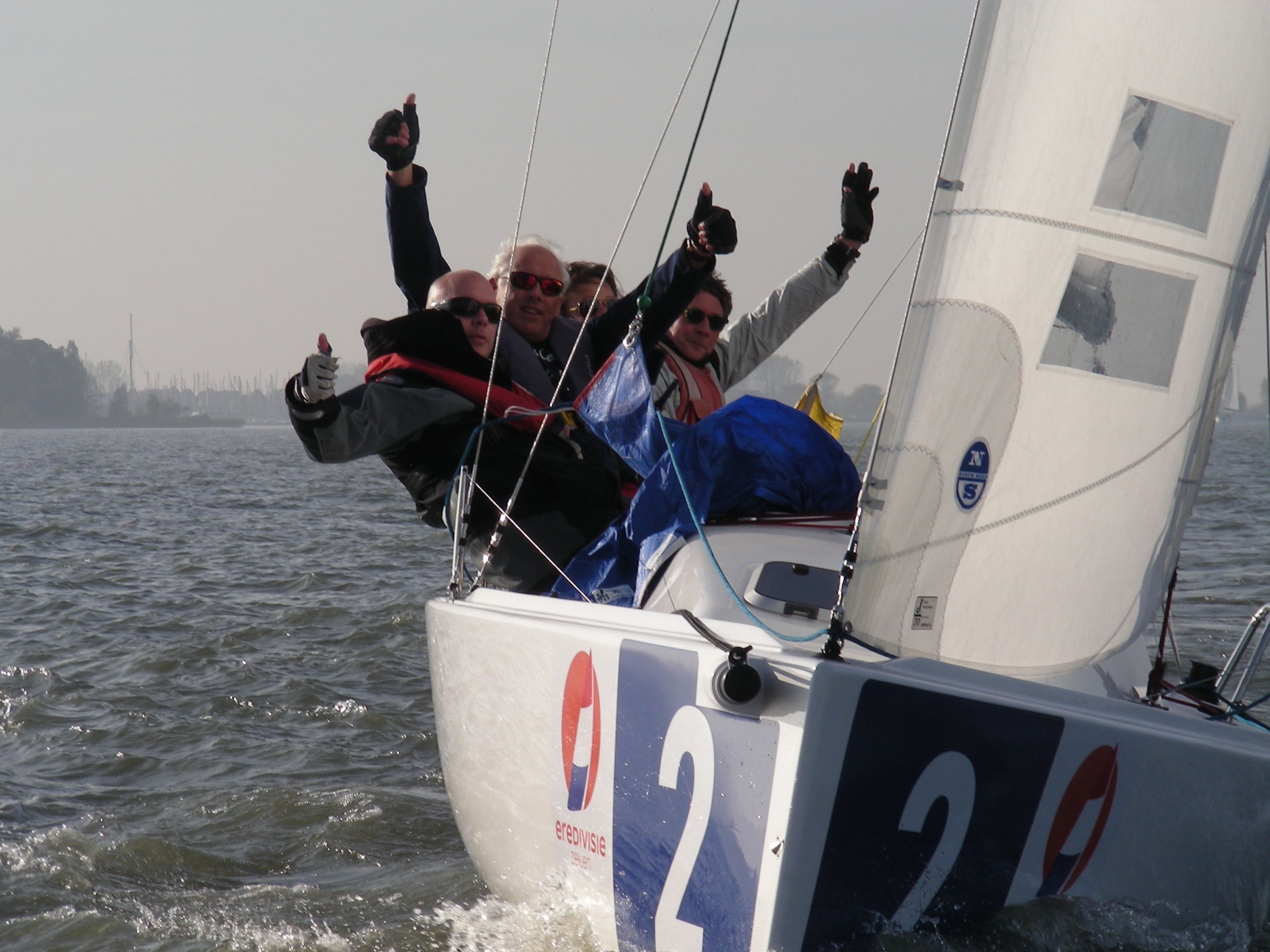 Amsterdam Yacht Club Match Race